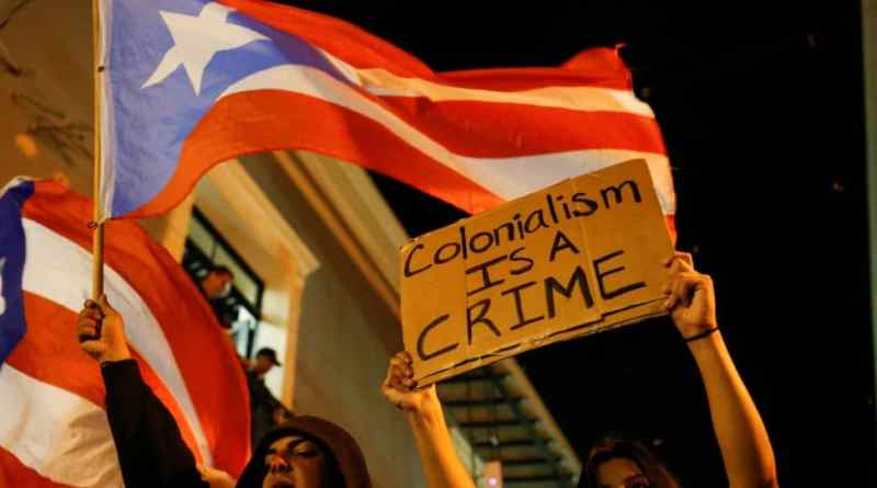 Puerto Rico Agonizes 121 Years Under American Yoke