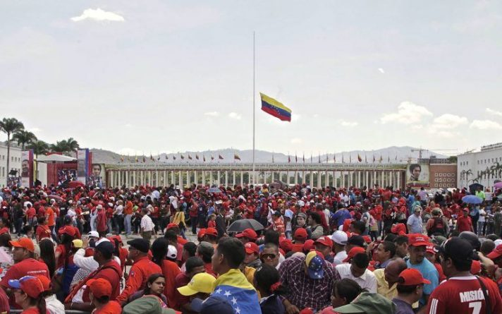 """From the """"Destruction"""" of Chavismo to the Epicentre to the Anti-Imperialist Left"""