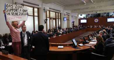 Guaido Approved Rejoining the Inter-american Treaty of Reciprocal Assistance (TIAR)