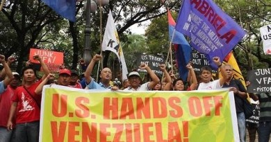 Venezuela and Imperialist Confrontation in Latin America: What Are Our Tasks?