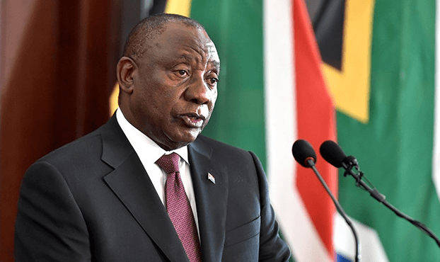 """South African President Rallies Behind Huawei, says US is """"Jealous"""""""