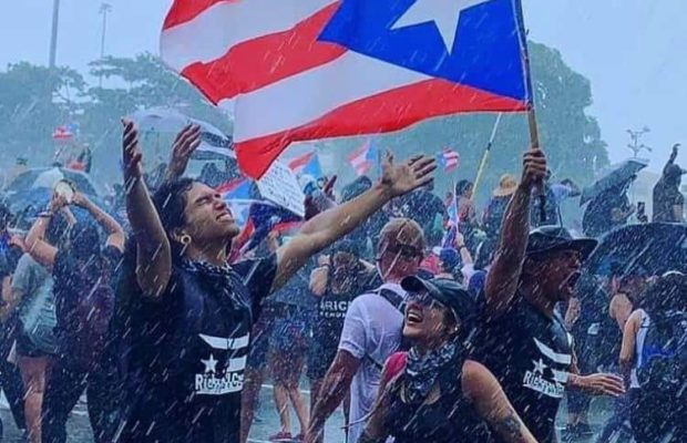 Puerto Rico: People on the Street Have Managed to Get Rid of Roselló - Euphoria Throughout the Country