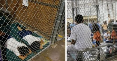 Rottenness and Riots in the Making - US Migrant Detention Centers
