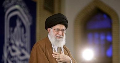 "Iran's Supreme Leader Threatens to Respond to UK's ""Piracy"""