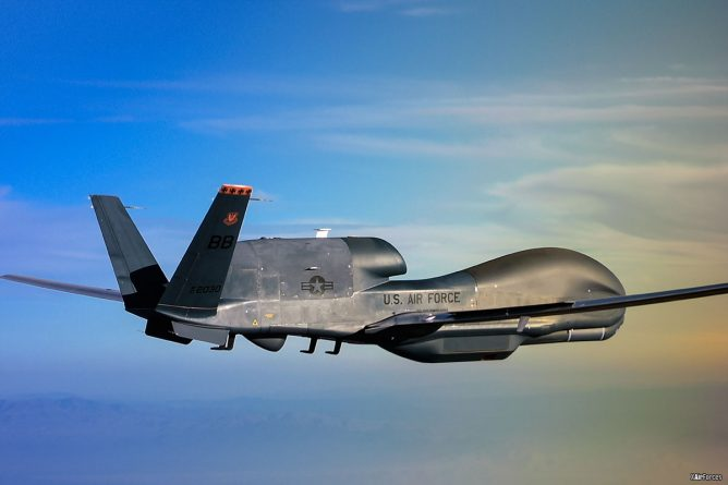 #Alert - US Drone Flying Near Venezuelan Territory (Images)