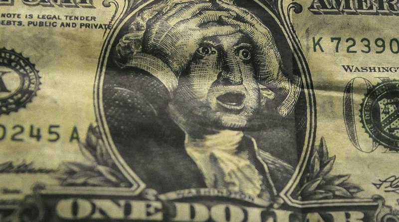 British Central Bank Sees the US Dollar Being Displaced Soon
