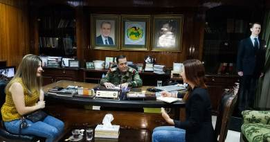 A Syrian Leader Tells His Country's Story: An Interview with SAA General Hassan Hassan