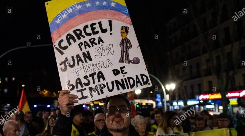 """William Izarra: """"The Rebellious Venezuelan People do not Agree with the Way Traitors are Being Handled"""""""