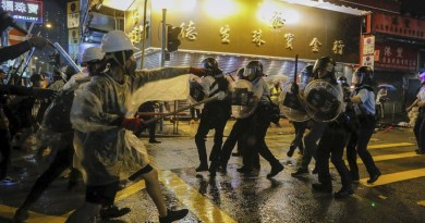 Google Censors Chinese YouTube Accounts Critical of Hong Kong Protests