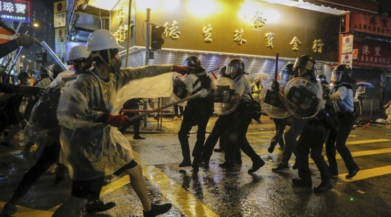 Google Censors Chinese YouTube Accounts Critical of Hong Kong Protests