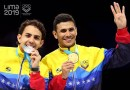 Venezuelan Brothers Rubén and Jesús Limardo Conquer the Gold and Silver in Pan American Games on Fencing (+ Photos)