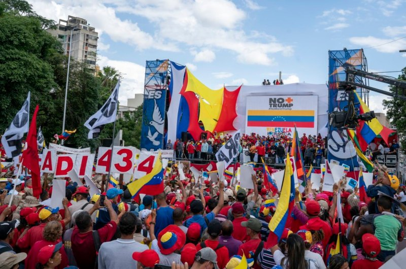 Venezuela-no-more-Trump-march-stage.jpg