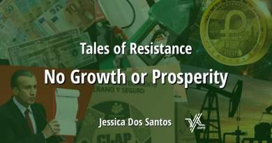 Tales of Resistance: No Growth or Prosperity
