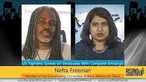 US Tightens Screws On Venezuela With Complete Embargo (Video Interview)