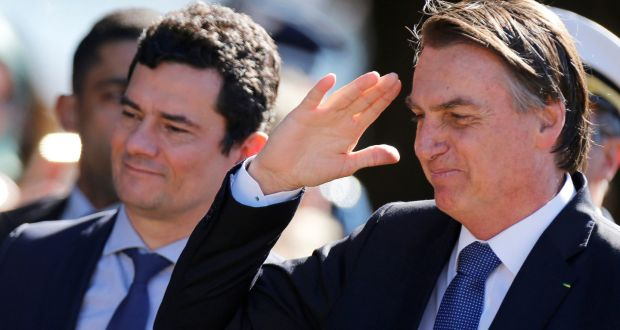 Bolsonaro Sets Brazil Back