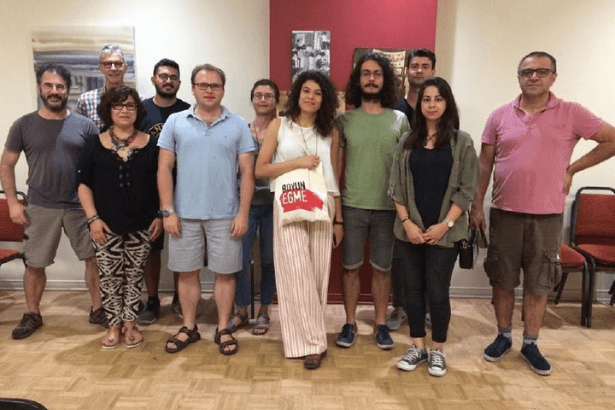 Communists in Canada Organizing International Solidarity Against Plunder in Kaz Mountains