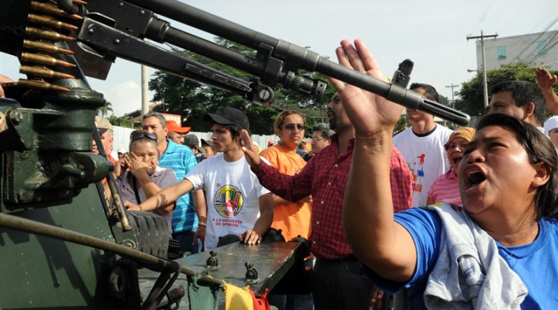 How the US Created Violent Chaos in Honduras