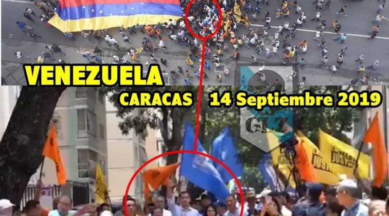 Disappointed anti-Chavistas Criticize Guaido's Weak Draw in Social Networks