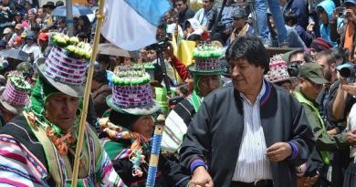 Green-Smearing- from Nicaragua to Bolivia