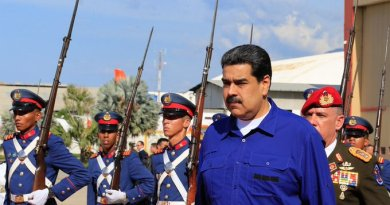 Maduro Back in Venezuela: Venezuela and Russia Ratify Strategic Economic, Military and Industrial Alliance