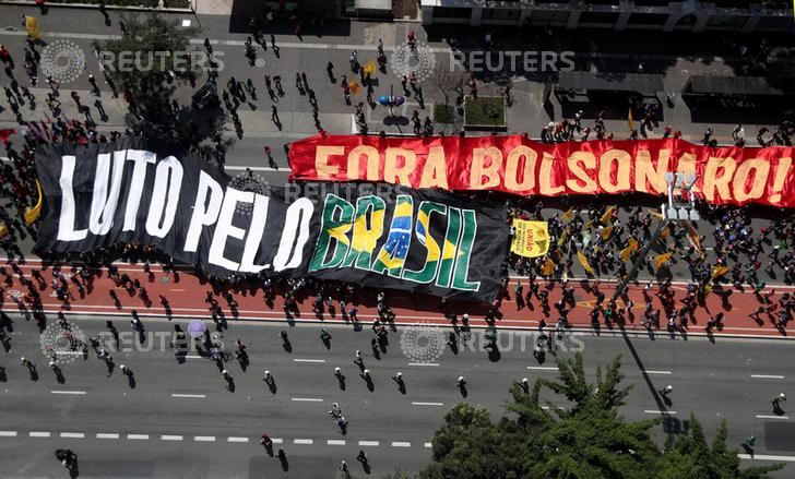 Brazilian Students Express Outrage and Mourning Over Cuts to Education and Environment