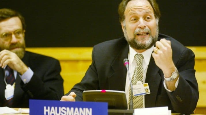"""Go to Hell"": Venezuelan Coup Leader Ricardo Hausmann Stages WhatsApp Meltdown When Confronted with his own Hypocrisy and Lack of Transparency"