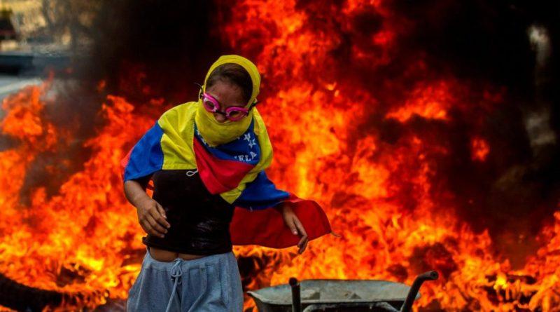 Venezuela, Ukraine, Hong Kong, … : Color Revolutions and Regime Change, A Modern Scourge Spawning Economic Destabilization and Civil War