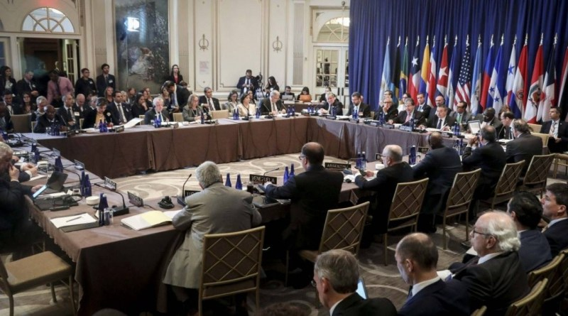 Venezuela: Dueling Delegations Sent to New York as TIAR Treaty Invoked