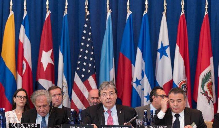 Uruguay Withdraws From TIAR and Rejects its Application in Venezuela