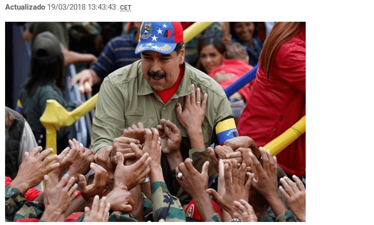 Venezuela's Opposition's Seven Most Viral Fake News Stories