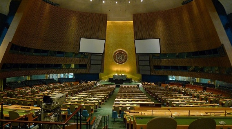 The Venezuelan Opposition's Diplomatic Sham in New York (Interview)