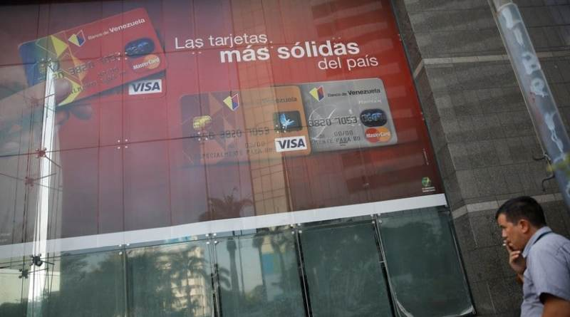 """""""We are Ready"""": Venezuela Issues its First Credit Card Without Mastercard Support"""