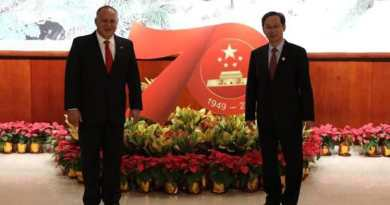 Venezuela Promotes Alliances with China for the Training of Its Officials in the Asian Nation (Diosdado Cabello in China)