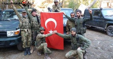 """The US has Backed 21 of the 28 """"Crazy"""" Militias Leading Turkey's Brutal Invasion of Northern Syria"""