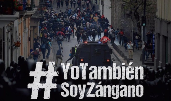 """The Drone Revolution"": Ecuadorians Revolt Against Repressive US-Backed President Lenin Moreno's Neoliberal Policies"