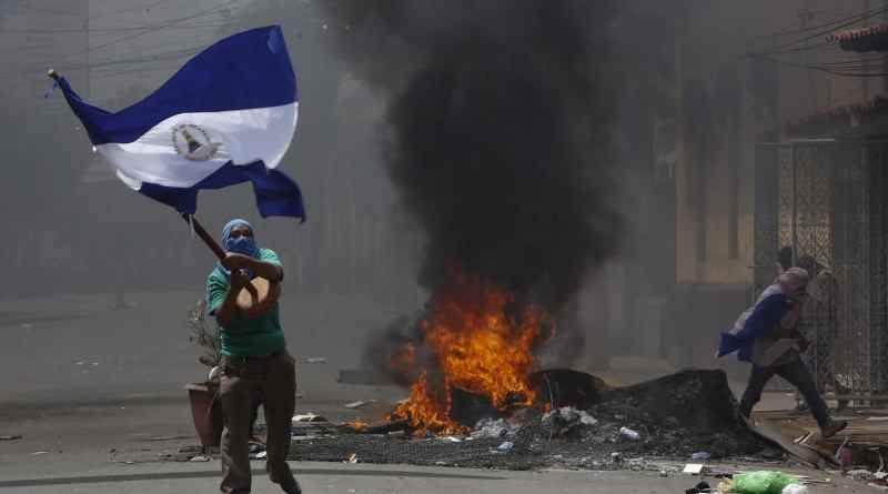 Nicaragua: Inside an Uprising Made in the USA