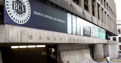 BCV: Venezuelan Economy Contracted by 23.7 Percent in First Trimester of 2019