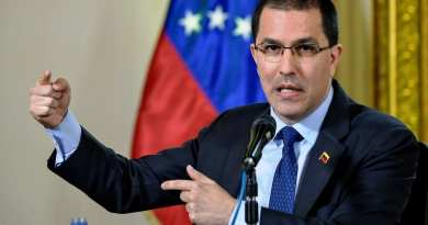 Chancellor Arreaza Repudiates Cynical Attitude of EU, UNHCR and IOM (Venezuelan Migrants)
