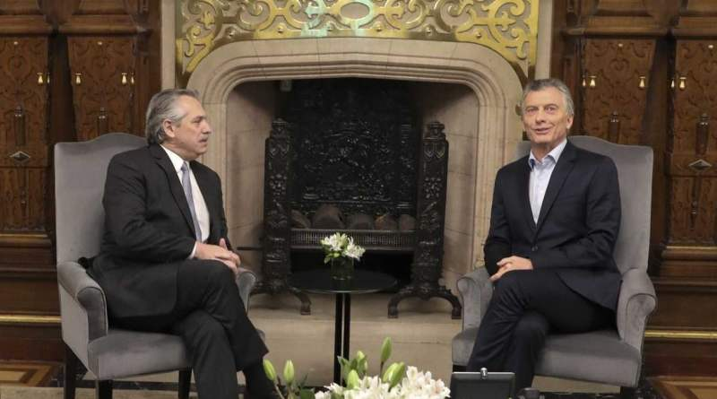 Argentina: Alberto Fernandez and Macri - Face to Face