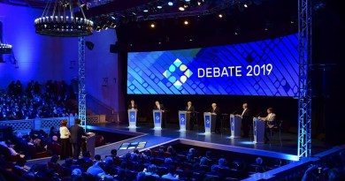"""Venezuela, Another """"Issue"""" Debated by Presidential Candidates in Argentina"""