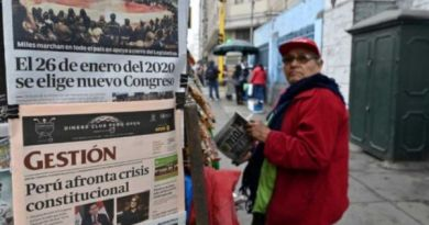 Press and OAS's Differential Treatment to Venezuela vs. Crisis in Peru and Ecuador?