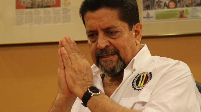 "Anti-Chavista Vice President of the National Assembly Edgar Zambrano Asks for ""Recognition of the Other""and to End Violence"