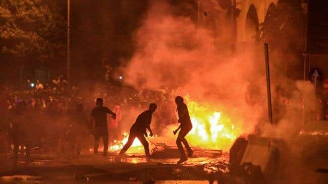 Who is Pushing for Another Civil War in Lebanon?