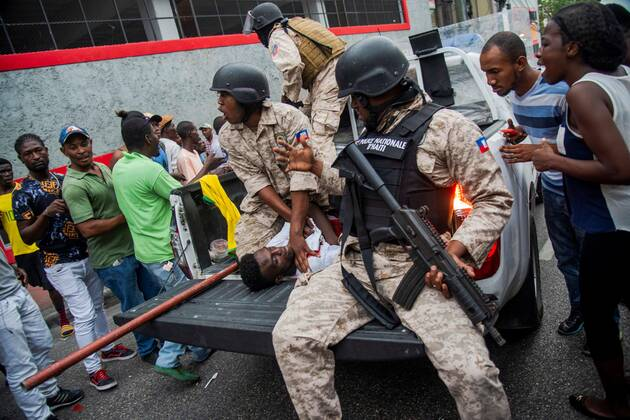 Haiti: Political and Social Crisis Worsen - Police kill Another Protester in Mass Protests