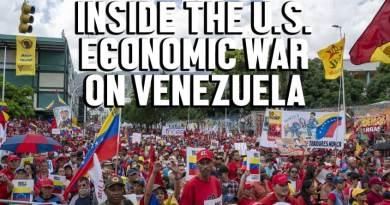 Real Life and Resistance in Venezuela – Ben Norton Reports on Effects of US Blockade (Interview)