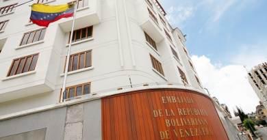 Bolivia's Self-Proclaimed President Broke Diplomatic Relations With Venezuela