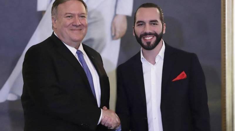 El Salvador's Government Expels Venezuelan Diplomats