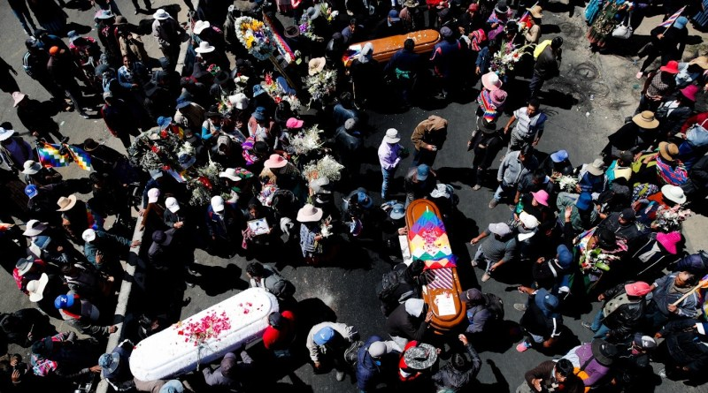 They're Killing Us Like Dogs: A Massacre in Bolivia and a Plea for Help