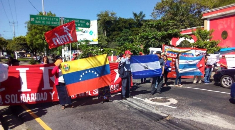 El Salvador: Embassy Protection Collective in the Making