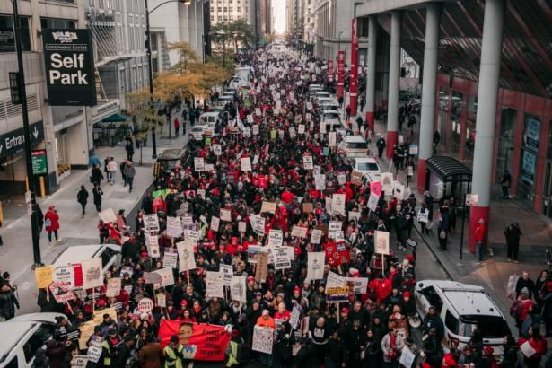 Chicago Teachers Didn't Win Everything, But They've Transformed the City—And the Labor Movement